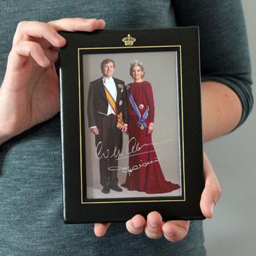 18. Juni: Geschenk vom Königspaar