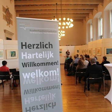 "4. September: Podiumsdiskussion ""Krankenhauskommunikation - vom Nachbarn lernen"""