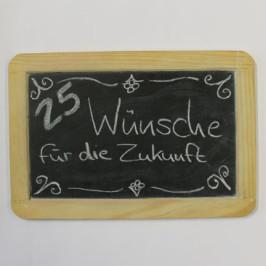 25 Wünsche für die Zukunft